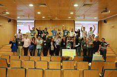 #StarIdea en Benidorm 2014. Proyectos finalistas #Crezzi y #Gametourapp.
