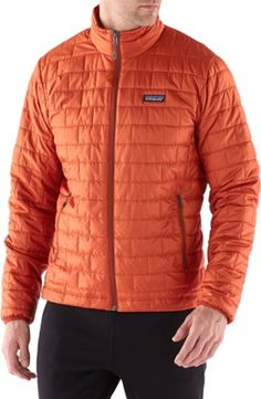 2064db4db4af Patagonia Men s Nano Puff Jacket Copper Ore XXL Patagonia Nano Puff