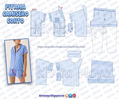 Fashion Sewing, Kimono Fashion, Sewing Clothes, Diy Clothes, Sewing Tutorials, Sewing Patterns, Old Sweater, Sweaters, Study Outfit