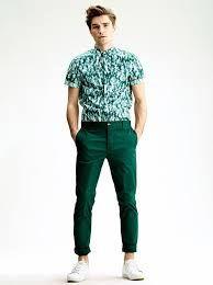 9454064b84 Camisas de manga corta para hombre. Outfits. Cómo llevar camisas de manga  corta.