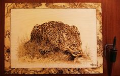 Discover over 29 works in the online art gallery with the artistic theme: leopard and leopards. Description from absolutearts.com. I searched for this on bing.com/images