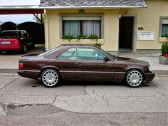 Mercedes-Benz 220CE W124 Coupe (C124) | BENZTUNING | Performance and Style