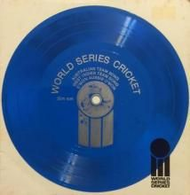 AUSTRALIAN TEAM SONG / WEST INDIES TEAM SONG / C'MON AUSSIE C'MON ~ MOJO SINGERS 7 inch single