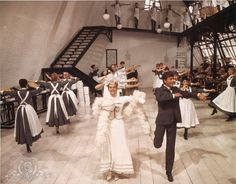 Still of Dick Van Dyke and Sally Ann Howes in Chitty Chitty Bang Bang