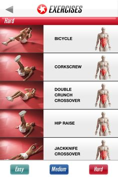 ab workouts for women   tips how to get ripped abs belly workouts programs for men and women ...