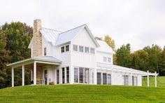 Contemporary farmhouse northern Vermont, TruexCullins | TXC