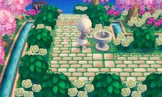 Daily Health Tips: Search results for Kawaii Animal Crossing 3ds, Animal Crossing Qr Codes Clothes, Acnl Paths, Motif Acnl, Leaf Animals, Ac New Leaf, Happy Home Designer, Pastel Pattern, Animal Games