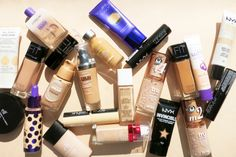The best drugstore foundations on Into the Gloss