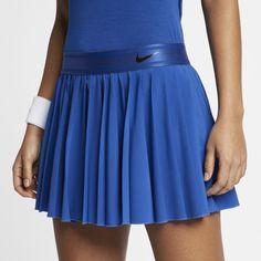 NikeCourt Victory Women's Tennis Skirt Size M Tall (Indigo Force) Womens Tennis Skirts, Tennis Outfits, Tennis Wear, Tennis Clothes, Cute Skirts, Short Skirts, Mini Skirts, Tennis Pictures, Tennis Skort