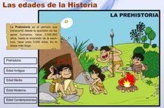 Historia - Un viaje a través de la historia