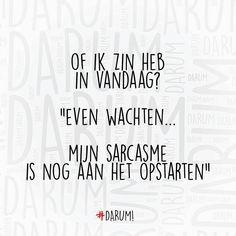 """""""#darum #goedemorgen"""""""