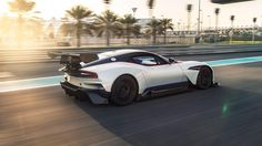 12 things we learned about the Aston Martin Vulcan