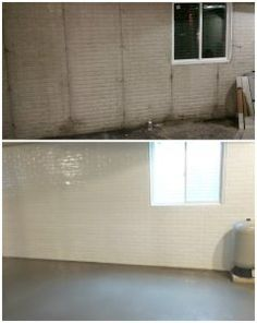 7 best waterproofing basement walls images basement renovations rh pinterest com