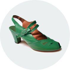 ReMix-Vintage-Shoes-1940s-Green-Anita