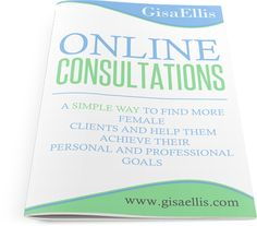 Attention Coaches and Consultants...   This simple, step by step guide reveals HOW to run online consultations and grow YOUR coaching business... Online consultations let you work more flexibly, attract more female clients, and grow your coaching business internationally.  So if you want to serve more women, increase your impact, and help international clients achieve their professional and personal goals, download your quick start guide NOW.
