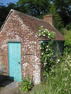 A Love of the Past: Shed from home in Wiltshire England