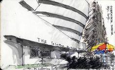 Guggenheim Museum, NY - Eduardo di Clerico