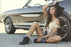 Ford Mustang # hot babe ♠… X Bros Apparel Vintage Motor T-shirts, mustangs … Ford Mustang # Hot Babe … X Bros Bekleidung Vintage Motor T-Shirts, Mustangs … ♠ Toller Preis Ford Gt, Sexy Autos, Models Men, Up Auto, Cars Vintage, Car Poses, Mustang Girl, 66 Mustang, Tumbrl Girls