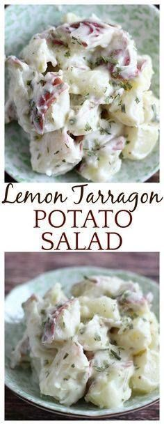 Weve been on a kick Weve been on a kick this summer...  Weve been on a kick Weve been on a kick this summer trying new recipes! This Creamy Lemon Tarragon Potato Salad is just as easy to make as the original but with a little more zippy herb flavor! We love it! Use fresh tarragon if you can find it! Recipe : http://ift.tt/1hGiZgA And @ItsNutella  http://ift.tt/2v8iUYW