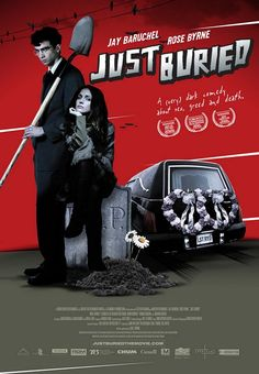 Just Buried () Watch and Stream Movie Online A young man inherits a nearly bankrupt funeral home from his estranged father. He falls in love with the alluring young mortician, only to find out she's offing people to keep the place in business! Dark Comedy Movies, Hd Movies, Movies To Watch, Movies Online, Movie Tv, Films, Horror Posters, Movie Posters, Lion King Poster