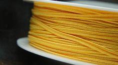 Soutache braids SUTASZ wiskoza A1202 - skarbynatury - Kordonki