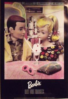 Barbie loves KEN