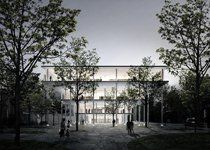 Between Books and Trees - jaja architects