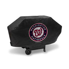 Washington Nationals MLB Deluxe Barbeque Grill Cover