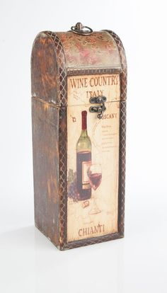 Weinkisten   myboxes.at Wine Country, Decorative Boxes, Italy, Schnapps, Packaging, Products, Italia, Decorative Storage Boxes