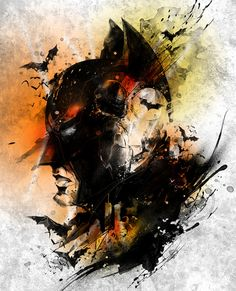 The Shadow and The Mask - by Studio8Worx This will be one of the many artworks I will have in my house