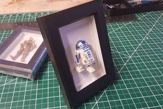 "#R2D2 6x4"" Frame"
