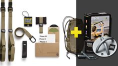 TRX FORCE KIT plus TRX X-Mount  It is our most complete, resistant and advanced workout system ever.