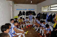 ESPORTE CLUBE CRUZEIRO RS  PRIMEIRA DIVISÃO GAÚCHA : SUB 13