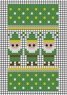 Knitted Mittens Pattern, Intarsia Knitting, Fair Isle Knitting Patterns, Fair Isle Pattern, Knitting Charts, Loom Knitting, Knitting Socks, 123 Cross Stitch, Cross Stitch Embroidery