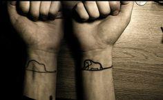 I love this tatoo. I definitely love this book.
