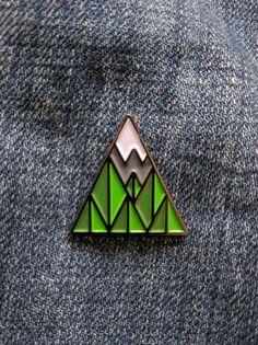 67 Trees Enamel Pin by BRFC on Etsy https://www.etsy.com/ca/listing/466843084/67-trees-enamel-pin