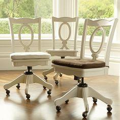 Chelsea Swivel Chair + Cushion #westelm