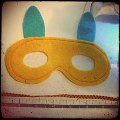 Felt mask