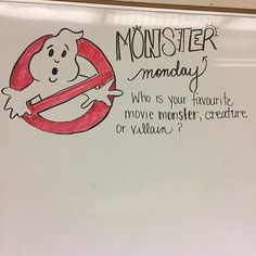 It's Halloween themed spirit week! Morning Board, Monday Morning, Morning Activities, Daily Writing Prompts, Bell Work, Responsive Classroom, Classroom Community, Thinking Day, Morning Messages
