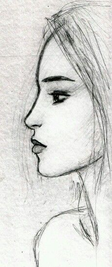face sketch by dashinvaine.devia… on face sketch by dashinvaine.devia… on – – This image. Easy Pencil Drawings, Art Drawings Sketches, Cool Drawings, Art Sketches, Simple Sketches, Sketch Drawing, Easy Cartoon Sketches, Quick Easy Drawings, Sketches Of Faces