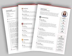 CV template 2027 Laat de lay-out van je CV pimpen en eventueel de tekst optimaliseren. www.mooicv.nl Cv Template, Templates, Bullet Journal, Stencils, Resume Templates, Vorlage, Models