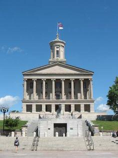 Tennessee State Capitol  #onlyinnashville
