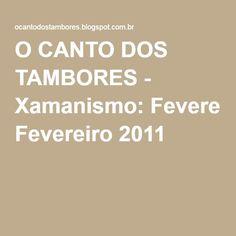 http://ocantodostambores.blogspot.com.br/