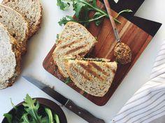 """""""Sandwich de mostaza y roast beef"""" del blog aleoli.es"""