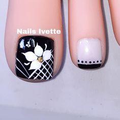 Manicure Y Pedicure, Toe Nail Designs, Toe Nails, Nail Art, Beauty, Toenails, Art Nails, Designed Nails, Nail Manicure