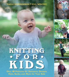 Knitting for Kids Over 40 Patterns for Sweaters Dresses Hats Socks and More for Your Kids -- More info could be found at the image url.Note:It is affiliate link to Amazon.