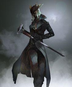 Character Inspiration, Character Art, Character Design, Ciri Witcher, Medieval, Bloodborne Art, Dark Blood, Dnd Characters, Dark Souls