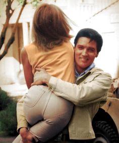 Tickle Me 1965 5 28 = Elvis Presley et Jocelyn Lane | 1965 5 28 ...