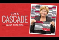 Make a Cascade Quilt with Jenny!
