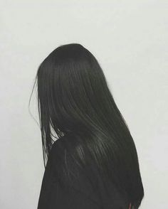 Image discovered by Find images and videos about hair, black and aesthetic on We Heart It - the app to get lost in what you love. Art Anime Fille, Anime Art Girl, Cover Wattpad, Yennefer Of Vengerberg, Girl Wallpaper, Screen Wallpaper, Girl Photography, Cute Wallpapers, Long Hair Styles